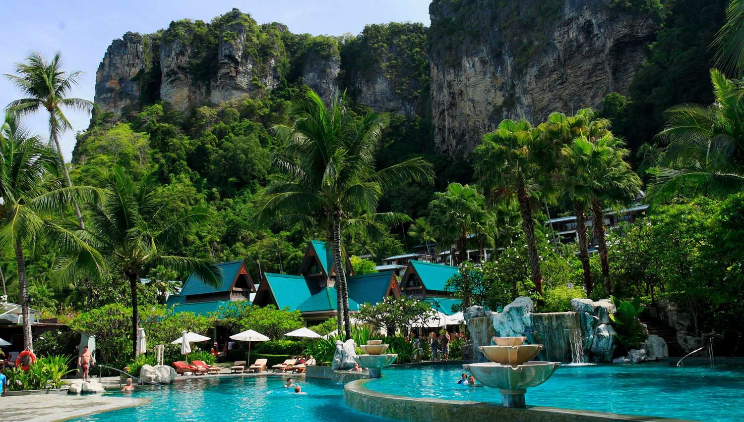 Centara Grand Beach Resort Villas Krabi Hotel Phuket