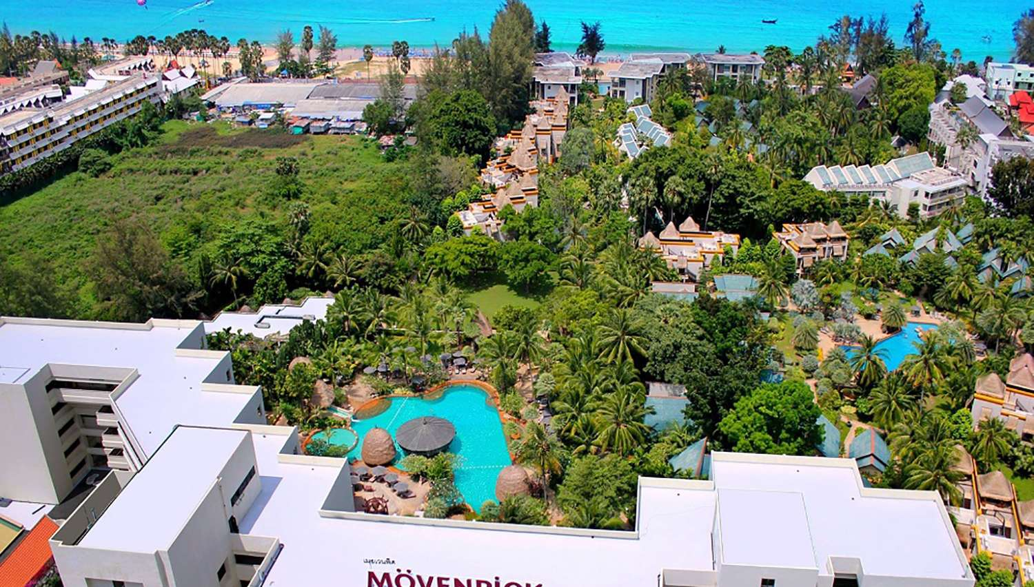 Movenpick Resort Villas & SPA (Phuket, Taizeme)
