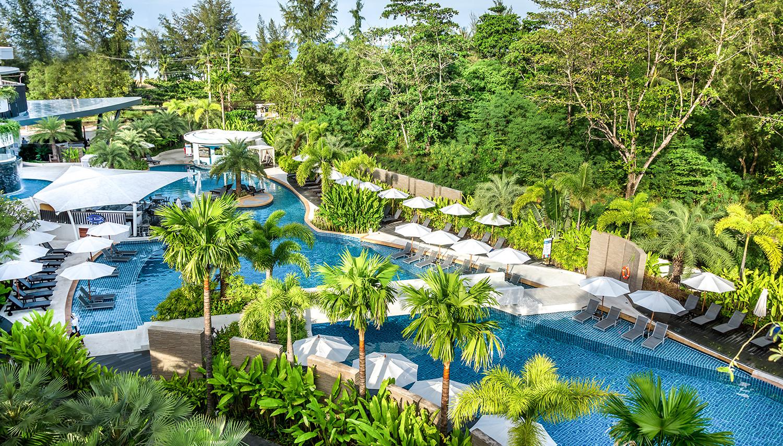 Novotel Phuket Karon Resort (Phuket, Taizeme)