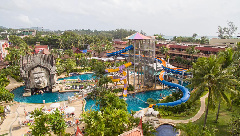 Phuket Orchid Resort & SPA (Phuket, Taizeme)