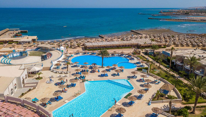 Aladdin Beach Resort (Hurgada, Ēģipte)