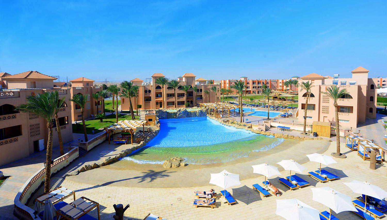 Pickalbatros Sea World (Hurghada, Egiptus)