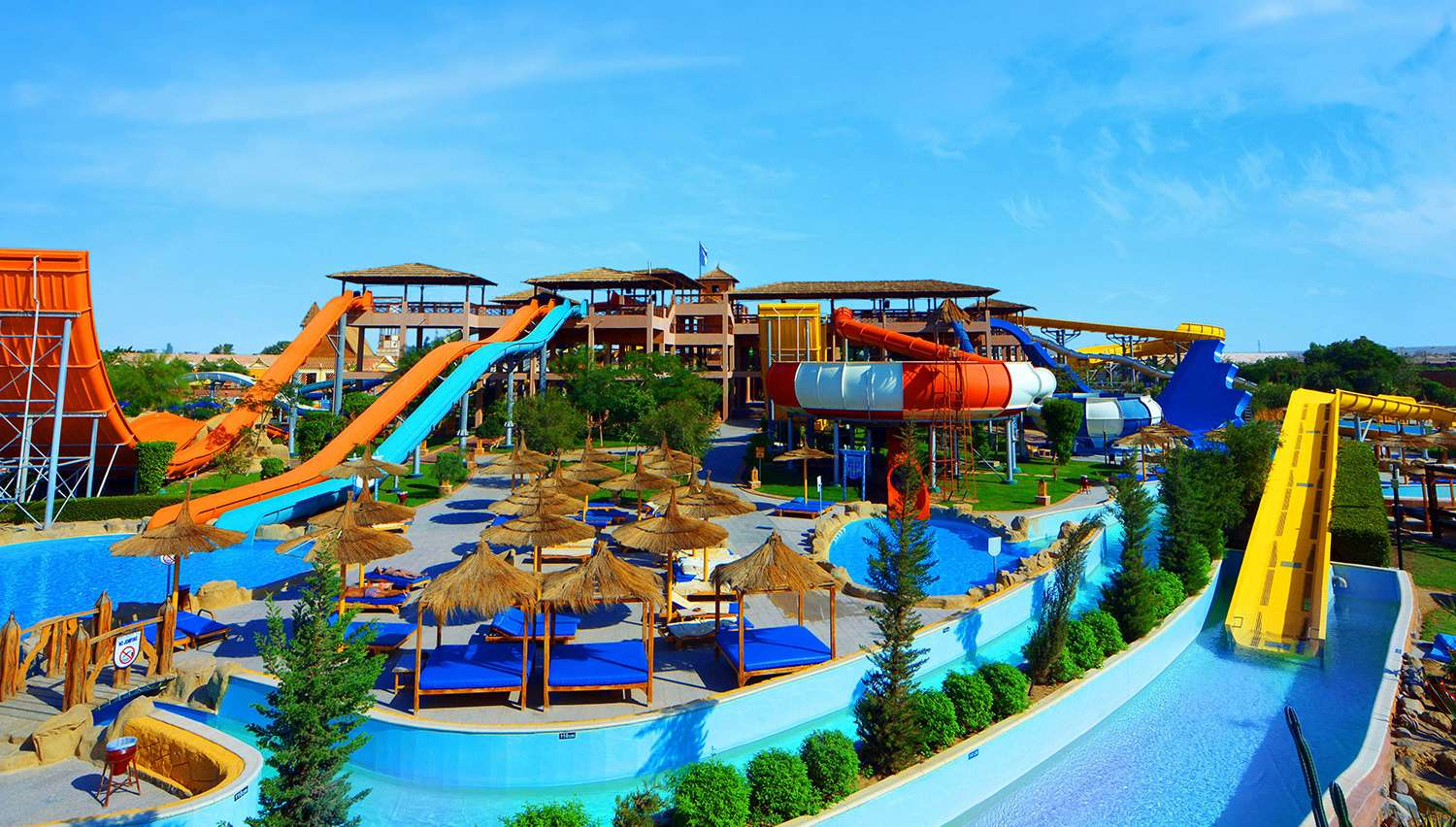 Pickalbatros Jungle Aqua Park (Hurgada, Ēģipte)