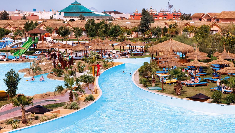 Pickalbatros Jungle Aqua Park (Hurgada, Ēģipte)