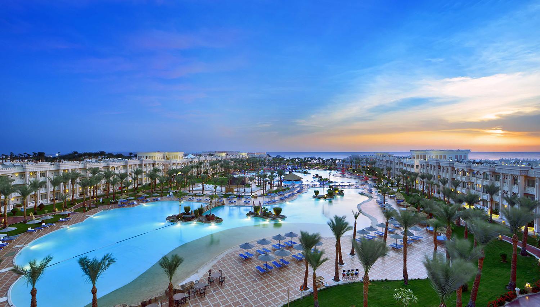 Pickalbatros Albatros Palace Resort (Hurgada, Ēģipte)