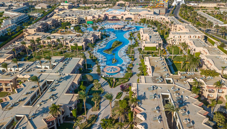 Ali Baba Palace Resort (Hurghada, Egiptus)