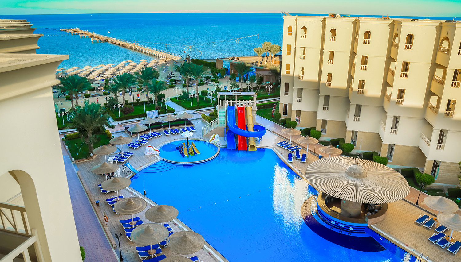 AMC Royal Resort (Hurghada, Egiptus)
