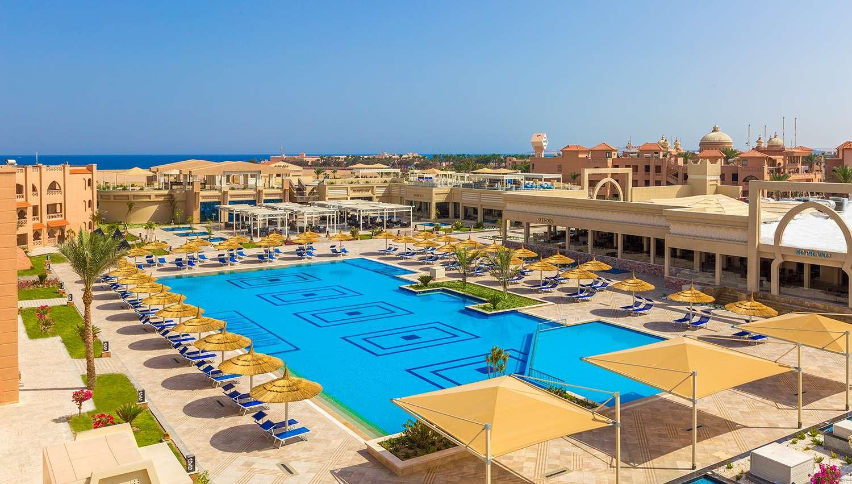 Pickalbatros Aqua Vista (Hurgada, Ēģipte)