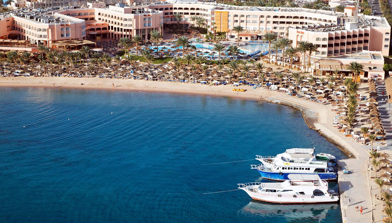 Pickalbatros Beach Albatros Resort Hurghada (Hurgada, Ēģipte)