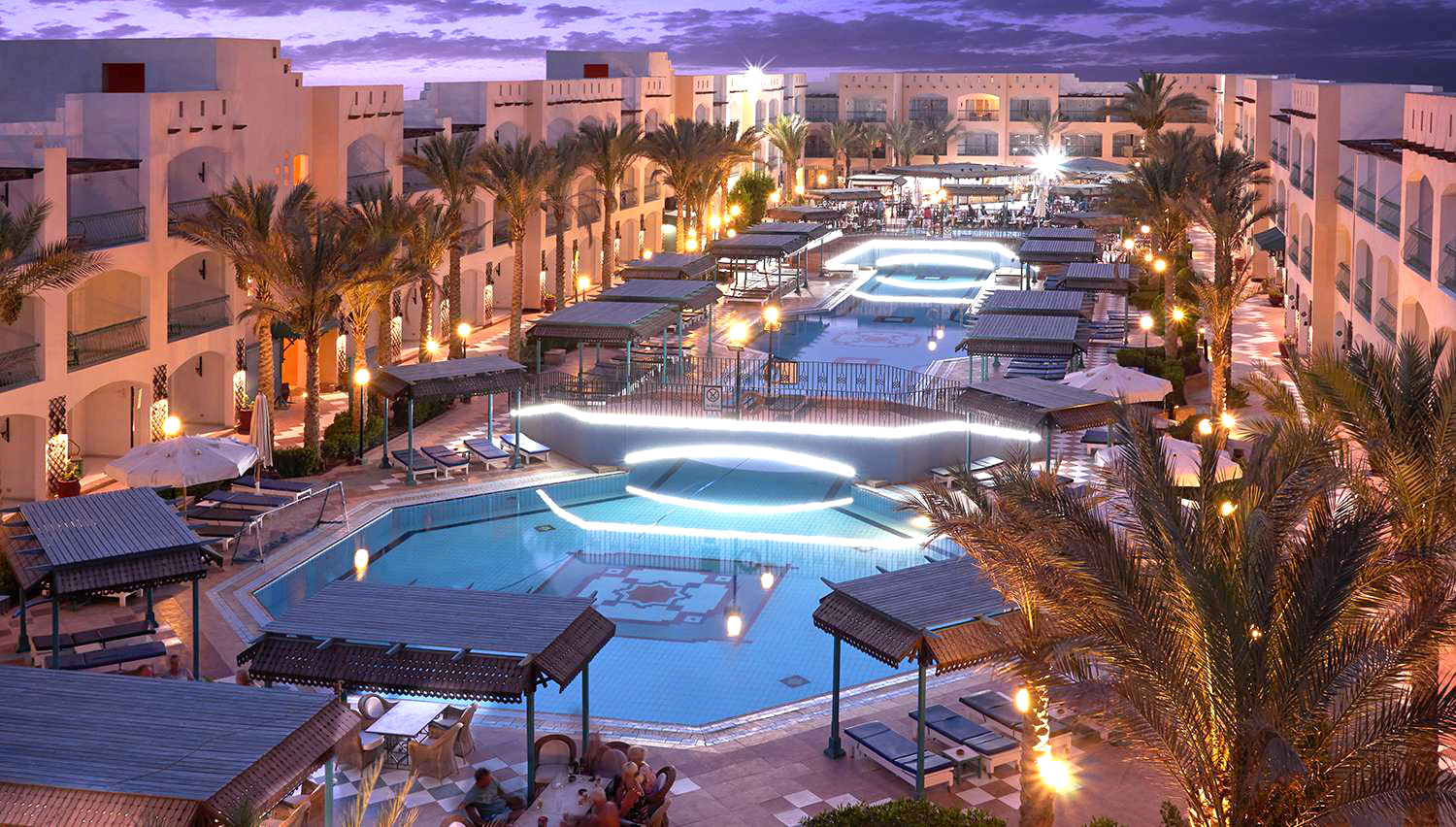 Bel Air Azur Resort (Hurgada, Ēģipte)