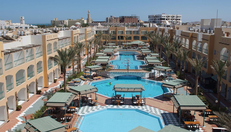 Bel Air Azur Resort (Hurghada, Egiptus)