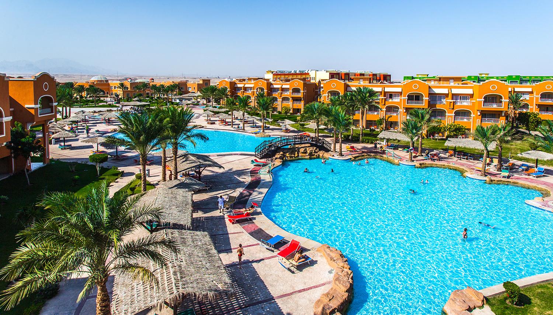 Caribbean World Soma Bay (Hurghada, Egiptus)