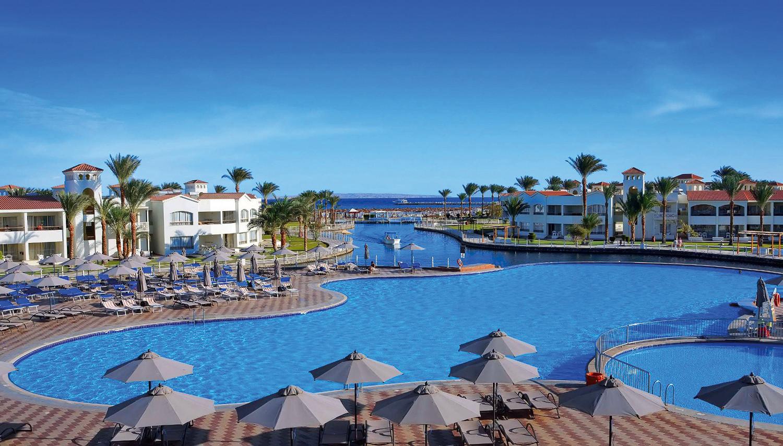 Pickalbatros Dana Beach Resort (Hurgada, Ēģipte)