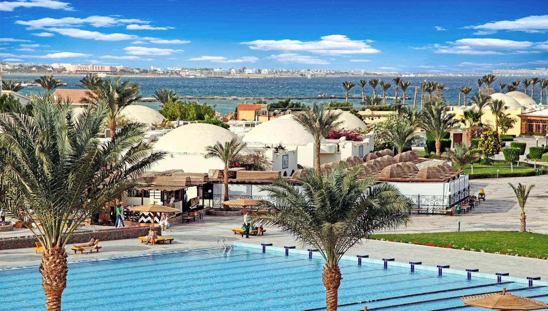Desert Rose Resort (Hurghada, Egiptus)