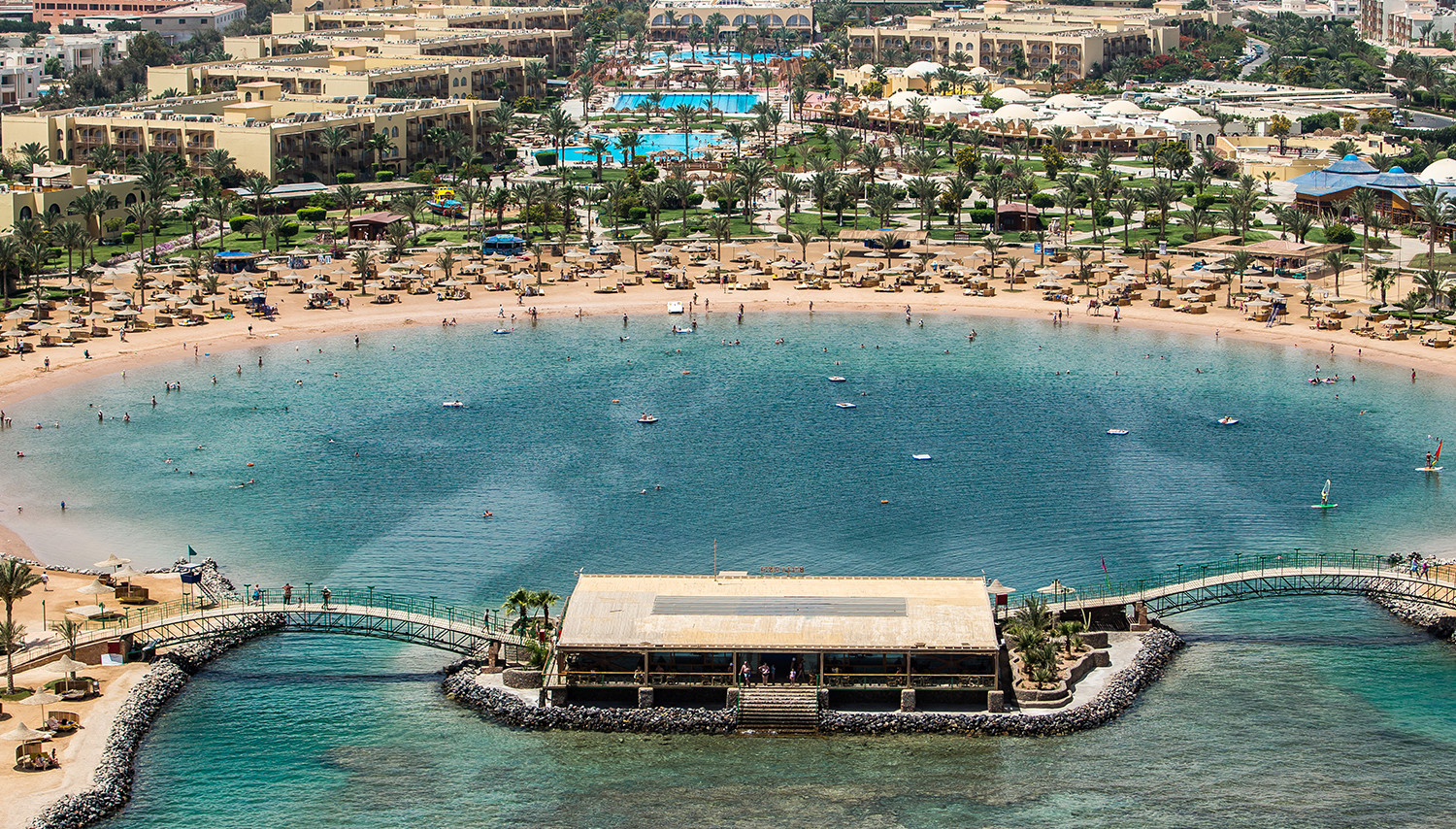 Desert Rose Resort (Hurghada, Egiptus)