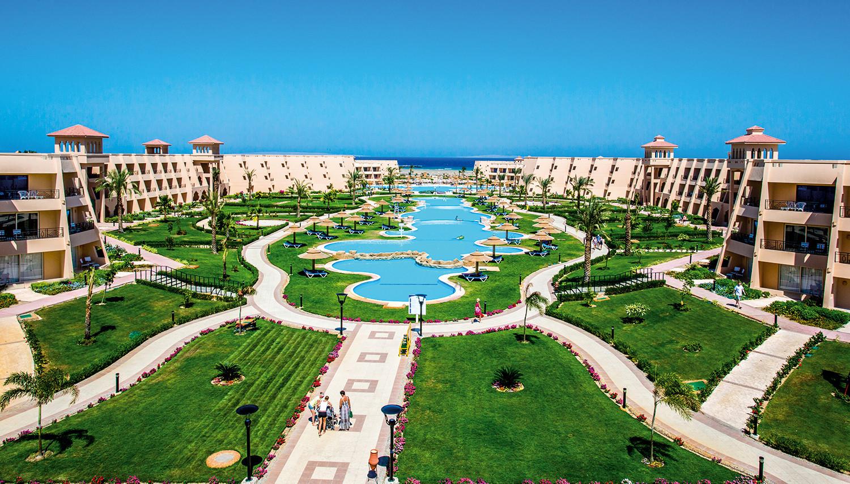 Jasmine Palace Resort & Spa (Hurghada, Egiptus)
