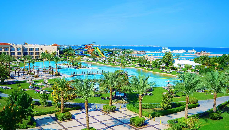 Jaz Aquamarine Resort (Hurghada, Egiptus)