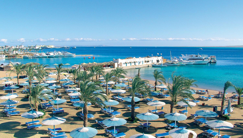 Le Pacha Resort (Hurgada, Ēģipte)