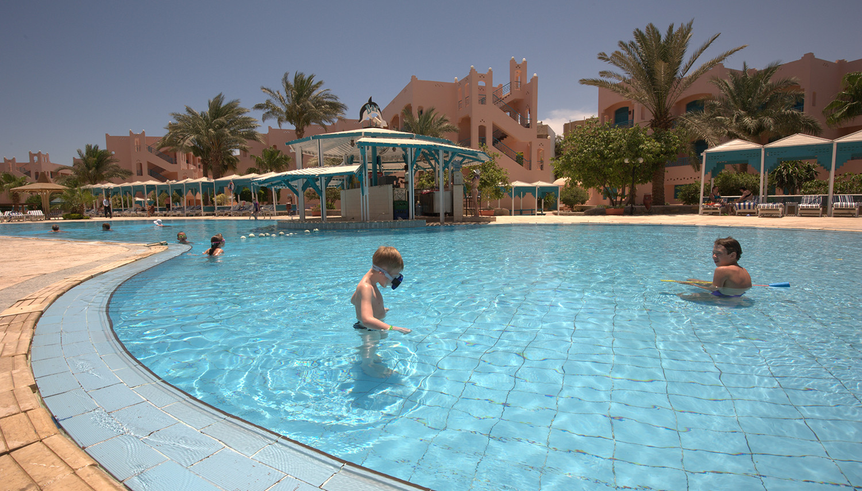Le Pacha Resort (Hurghada, Egiptus)