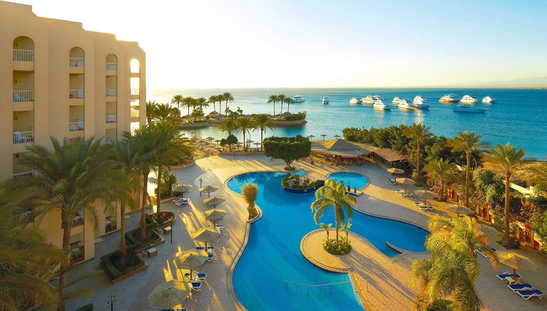 Marriott Hurghada Beach Resort (Hurgada, Ēģipte)