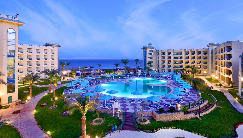 Marina Beach Hurgada (Hurgada, Ēģipte)