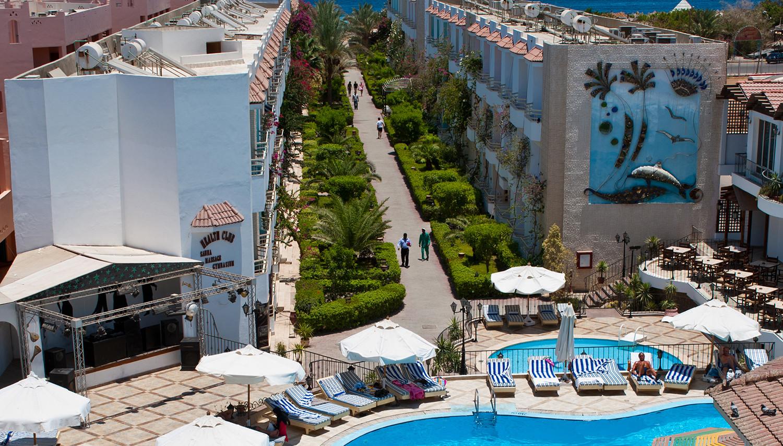 Minamark Resort & SPA (Hurghada, Egiptus)