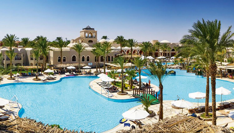 Iberotel Makadi Beach (Hurgada, Ēģipte)