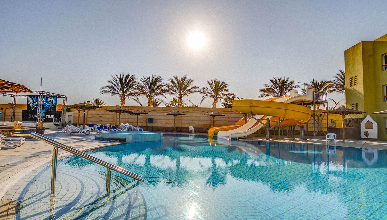 Eurotel Palm Beach Resort & SPA (Hurgada, Ēģipte)