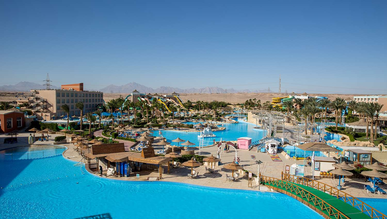 Titanic Resort & Aqua Park (Hurgada, Ēģipte)
