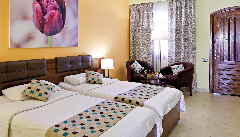 The Three Corners Rihana Resort (Hurghada, Egiptus)