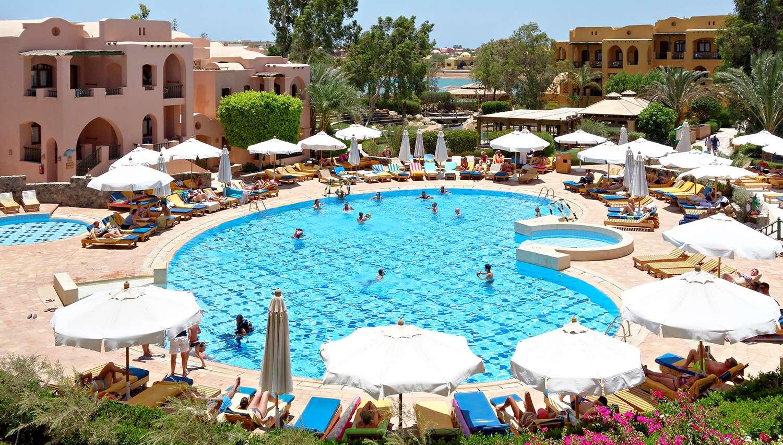 The Three Corners Rihana Resort (Hurgada, Ēģipte)