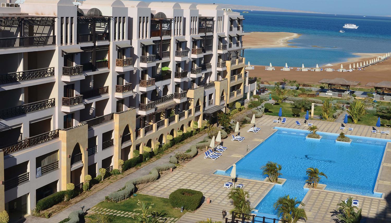 Samra Bay (Hurghada, Egiptus)
