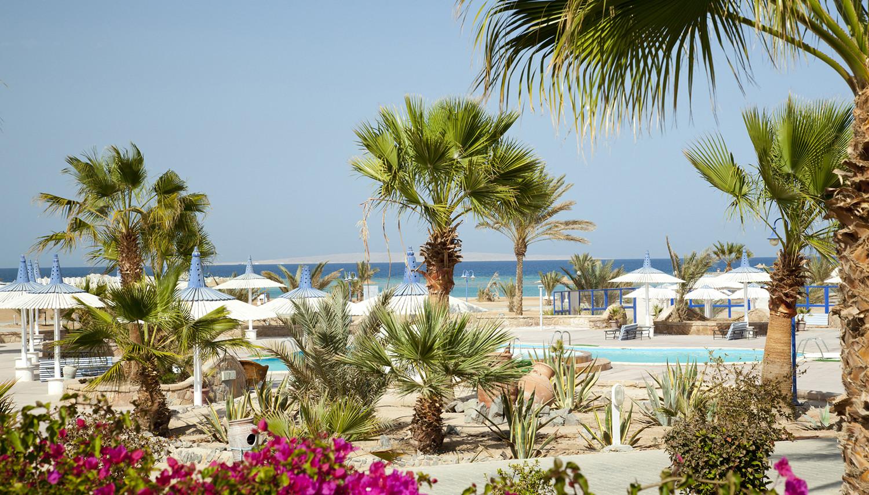 Coral Beach Hurghada Resort (Hurghada, Egiptus)