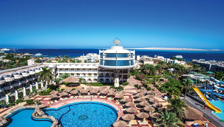 Sea Gull Beach Resort Hotel Hurghada Egypt Novatours