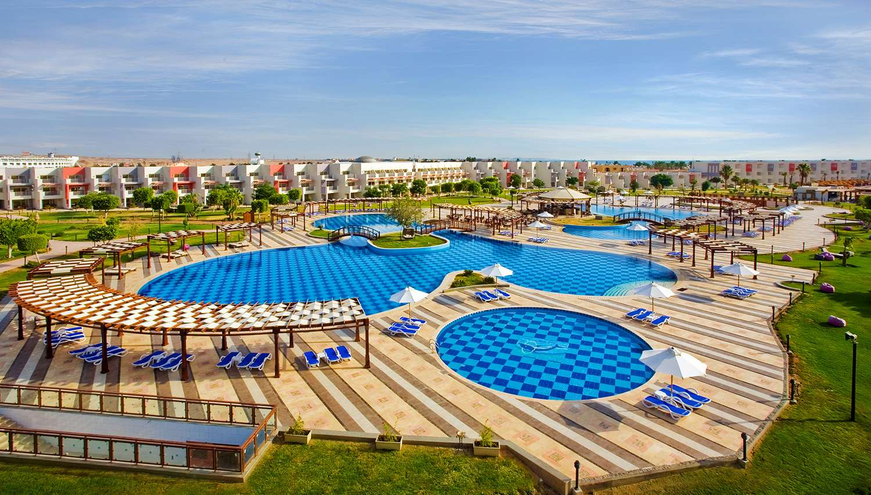 Sunrise Crystal Bay Resort -Grand Select- (Хургада, Египет)
