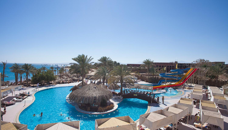 Sindbad Club Aqua Hotel (Hurghada, Egiptus)