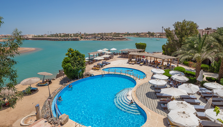 Sultan Bey Hotel El Gouna (Hurgada, Ēģipte)