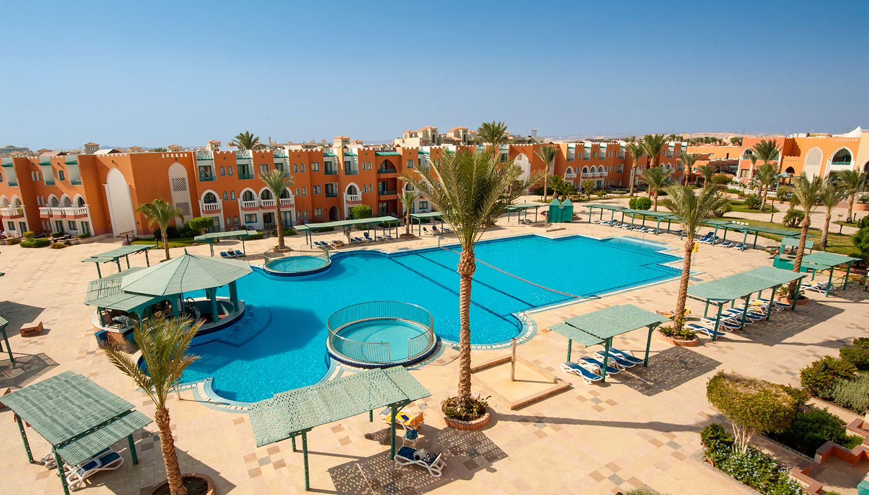 SUNRISE Select Garden Beach Resort & Spa (Hurghada, Egiptus)