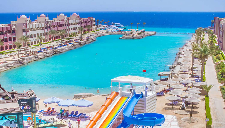 Sunny Days El Palacio Resort & SPA (Hurghada, Egiptus)