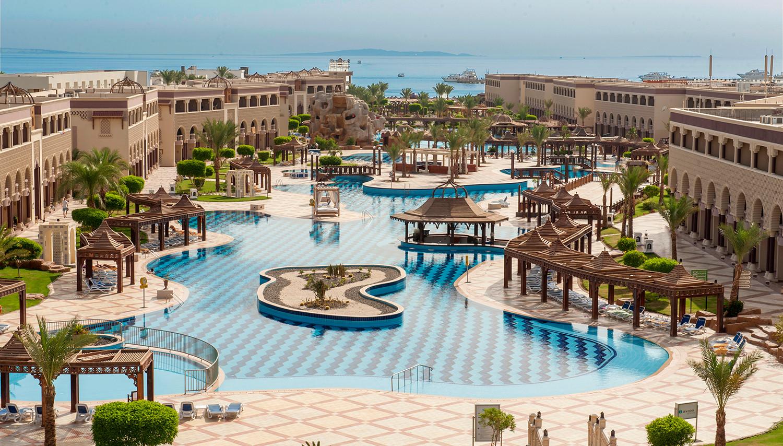 SENTIDO Mamlouk Palace Resort (Hurgada, Ēģipte)