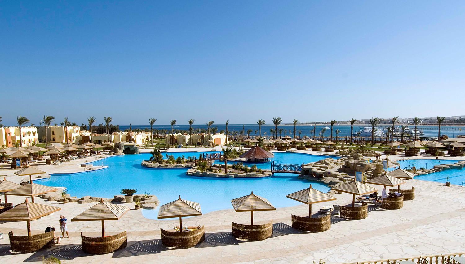 SUNRISE Select Royal Makadi Resort (Hurghada, Egiptus)