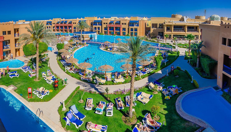 Titanic Palace (Hurghada, Egiptus)