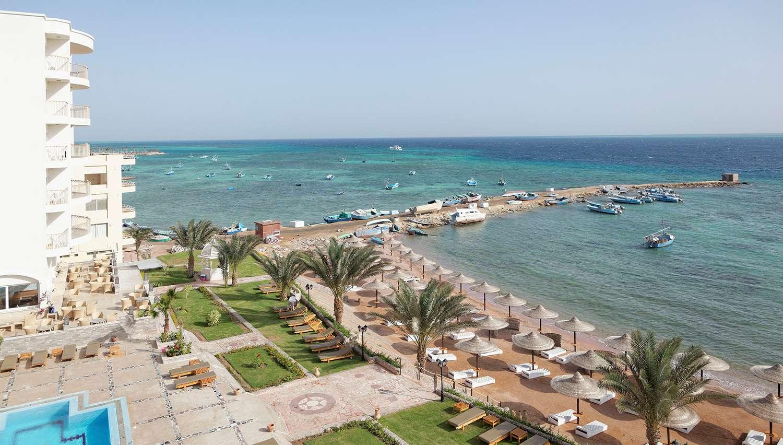 Royal Star Beach Resort Hotel Hurghada Egypt Novaturas