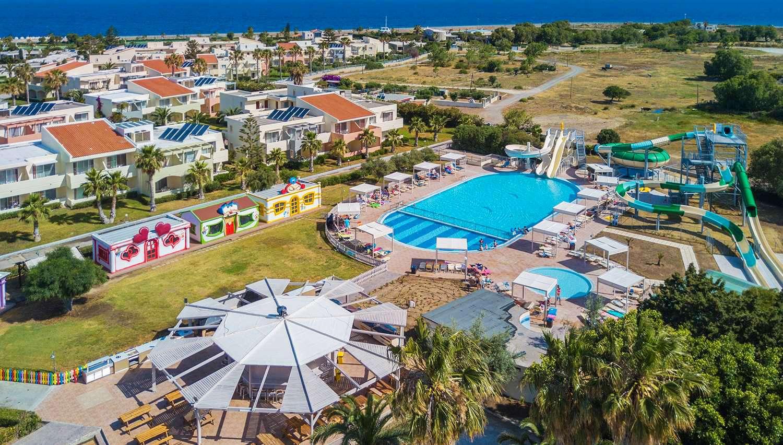 Kipriotis Village Resort hotel (Kos, Greece)   NOVATOURS