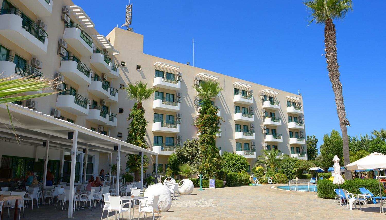 Artemis Apartments (Larnaca, Küpros)