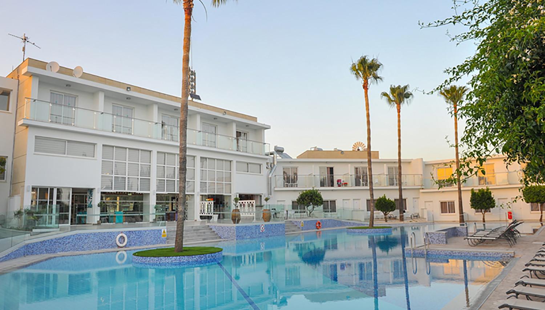 Fedrania Gardens (Larnaca, Küpros)