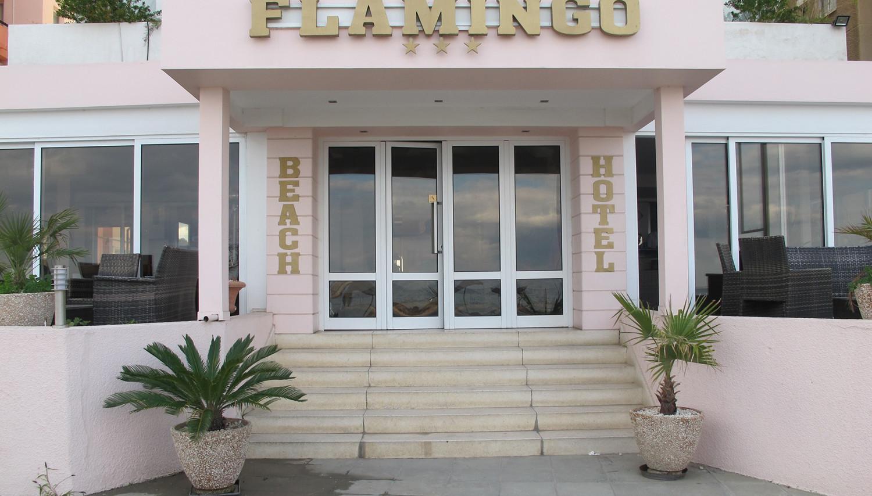 Flamingo Beach (Larnaca, Küpros)