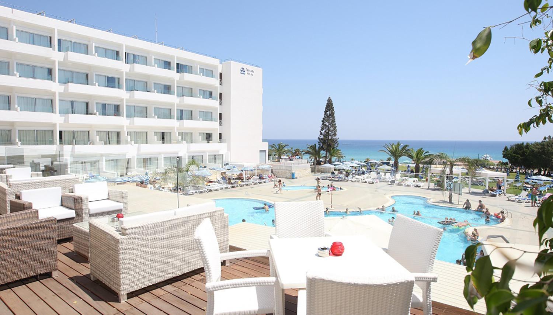 Odessa Beach (Larnaca, Küpros)
