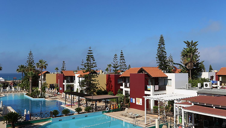 Panthea Holiday Village (Larnaca, Küpros)