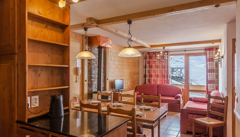 Les Balcons De Val Thorens Residence Hotel Lyon France Novatours